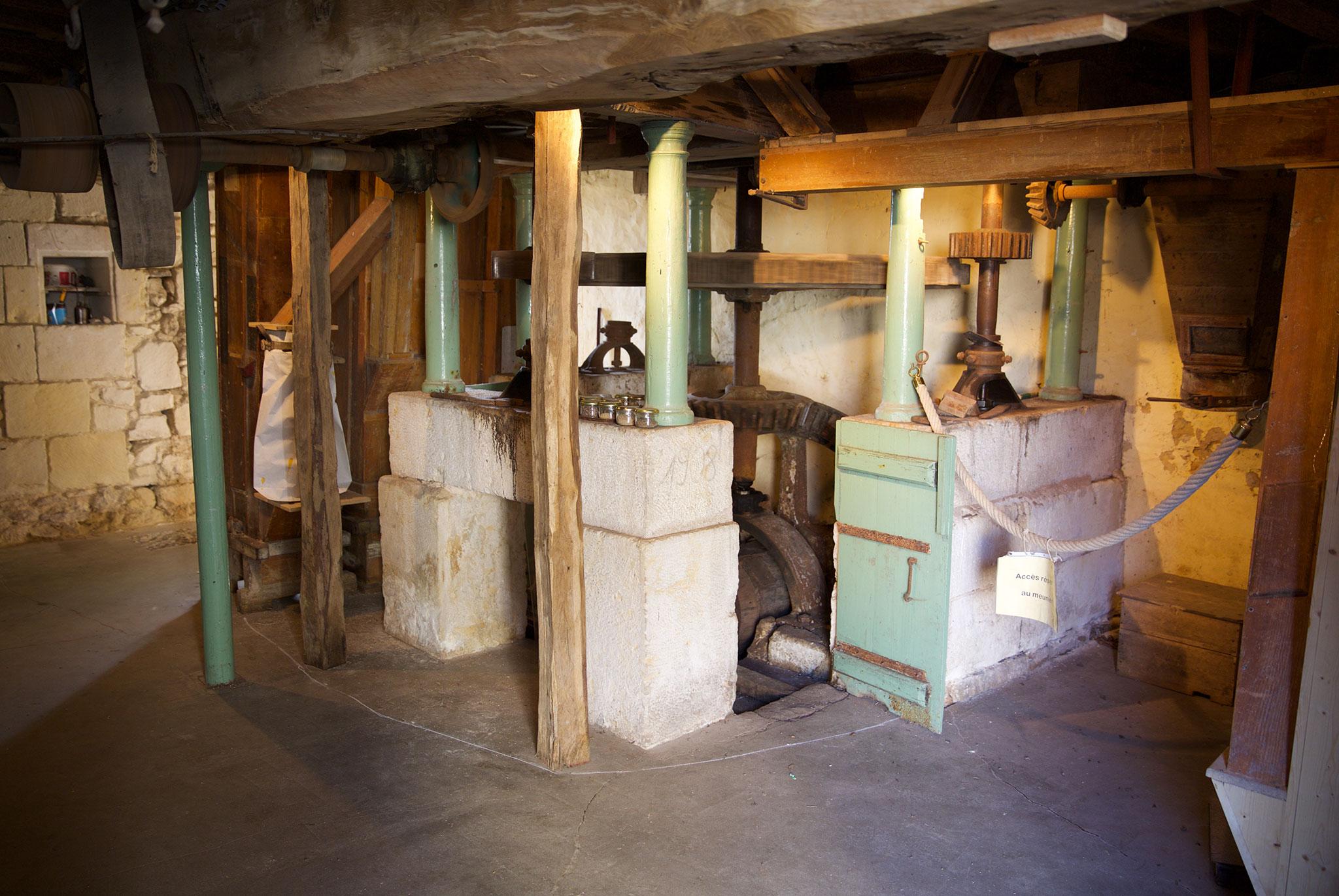 visite moulin de sarre