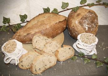 recette farine pain de campagne mélangée